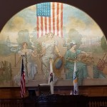 Council Chambers Mural