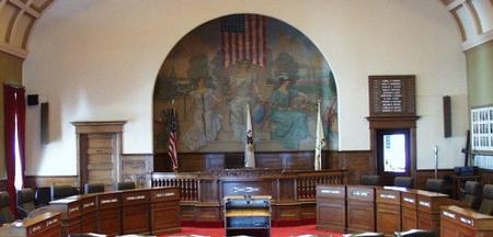Council Chambers, City Hall, 4th Floor