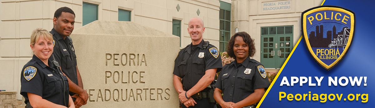 Join Peoria Police Department