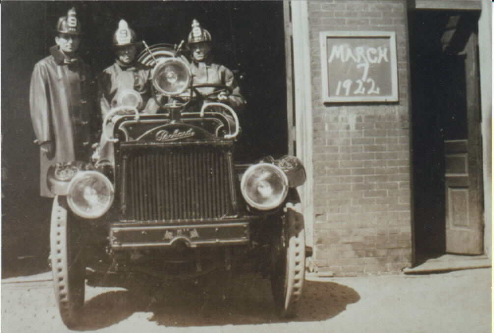 History of the Peoria Fire Department